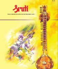 Sruti Magazine Cover - May 2010