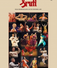 Sruti Magazine Cover - March 2011