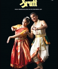 Sruti Magazine Cover - November 2011