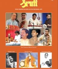 Sruti Magazine Cover - February 2011