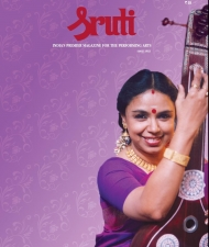 Sruti Magazine Covers - 2013