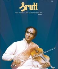 Sruti Magazine Cover - June 2013 - Lalgudi G. Jayaraman