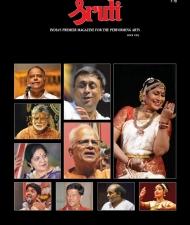Sruti Magazine Cover - December 2015