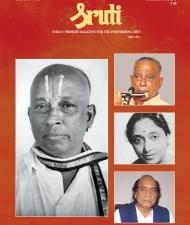 Sruti Magazine Cover - June 2015