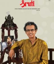 Sruti Magazine Cover - October 2015