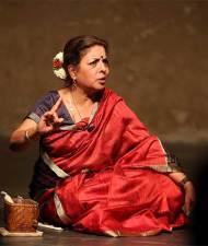 Ramya Harishankar of Arpana Dance Company