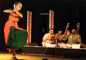 Priyadarsini Govind with T.M. Krishna