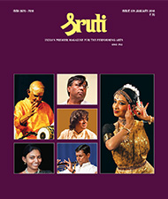 Sruti Magazine Covers - 2016