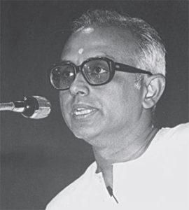 Dr. N. Ramanathan