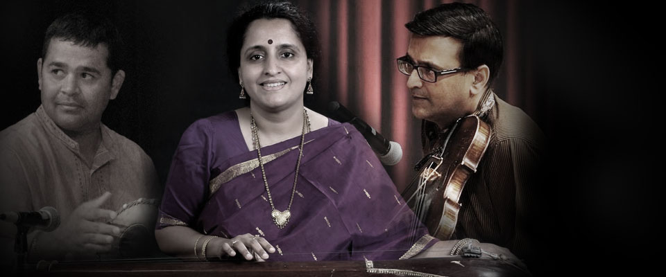 Bhakthi: a musical journey with mystics by Chitra Srikrishna   Dhvani