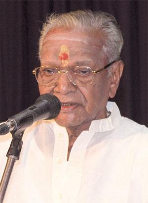 Trichy Thayumanavar