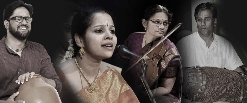 Grand Carnatic Music Concert by K Gayatri