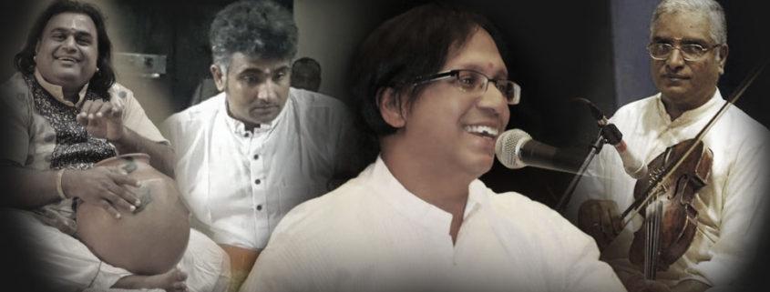 Carnatic Music Concert by R. Suryaprakash