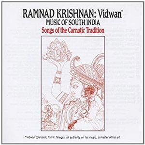 Ramnad_Krishnan-Vidwan-Album Cover