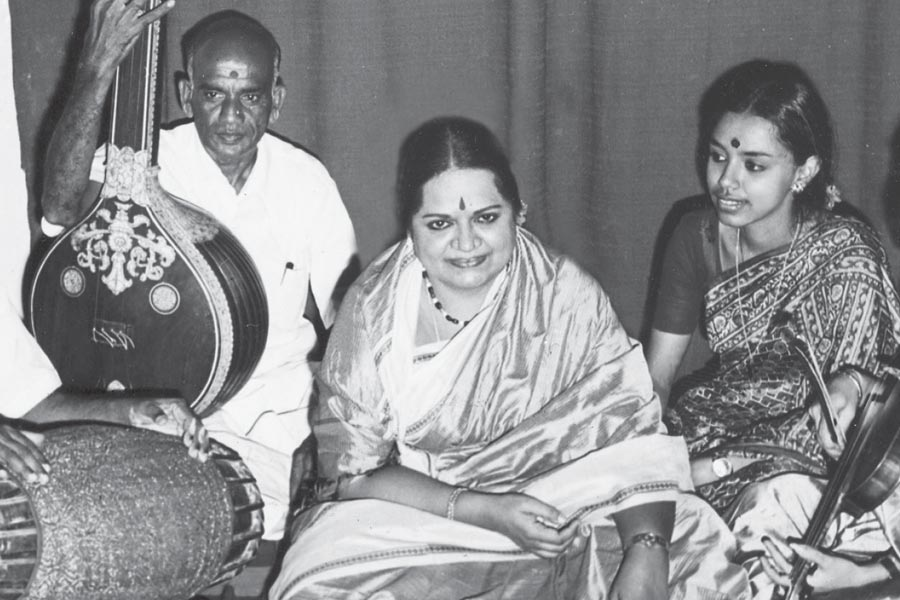 REMEMBERING MLV Amma: my guru and mentor