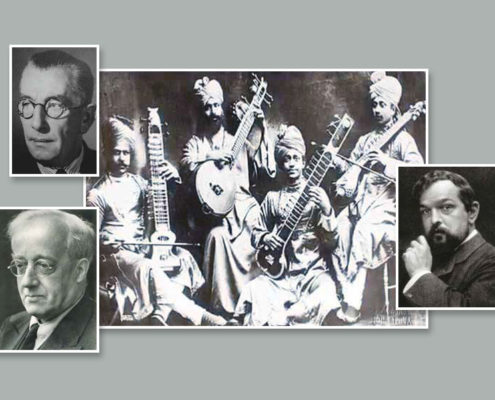 Indian music and the West: An exploration