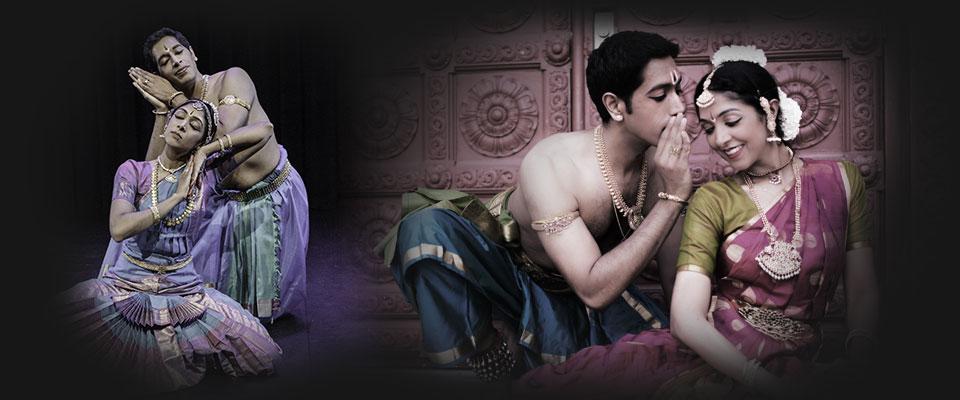 Bharatanatyam Margam by Puneet & Taniya Panda