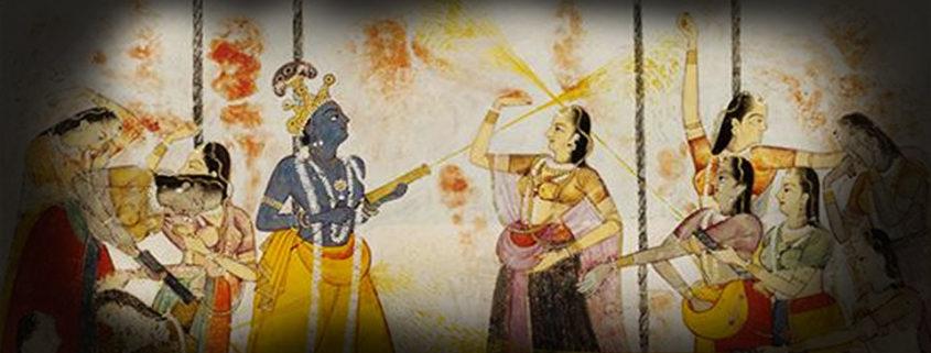 Mitra; The Bharatanatyam Margam