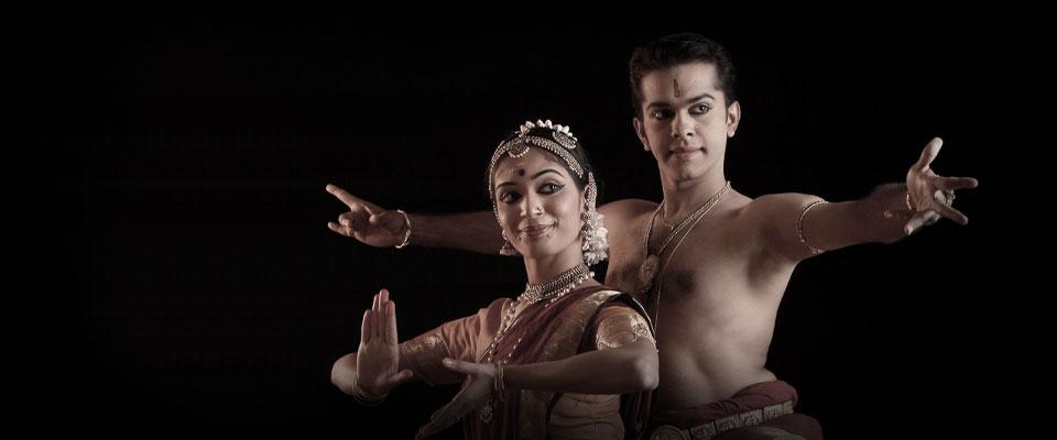 Viraja Mandhre & Shyamjith Kiran - Bharatanatyam