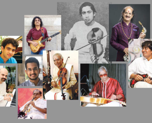 Western influence on Indian music