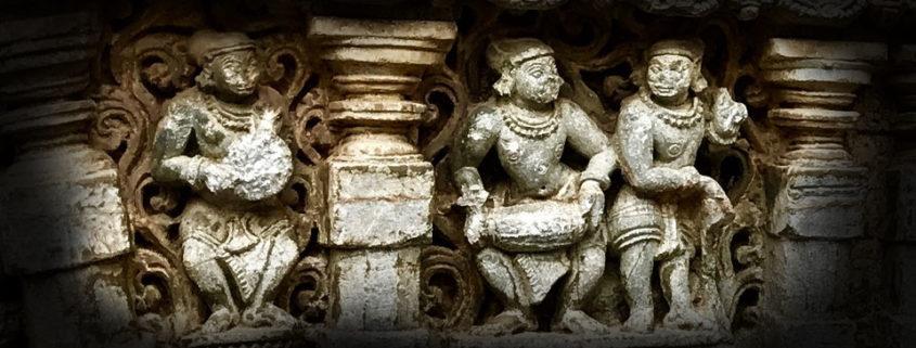 A Carnatic Quartet;