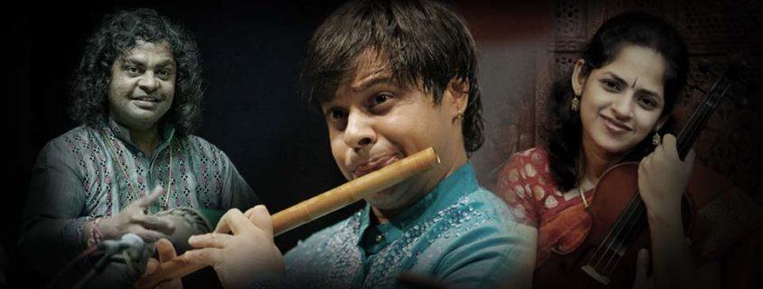 Concert by Maestro Shashank Subramanyam