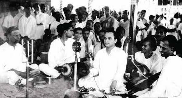 M.K. THYAGARAJA BHAGAVATAR