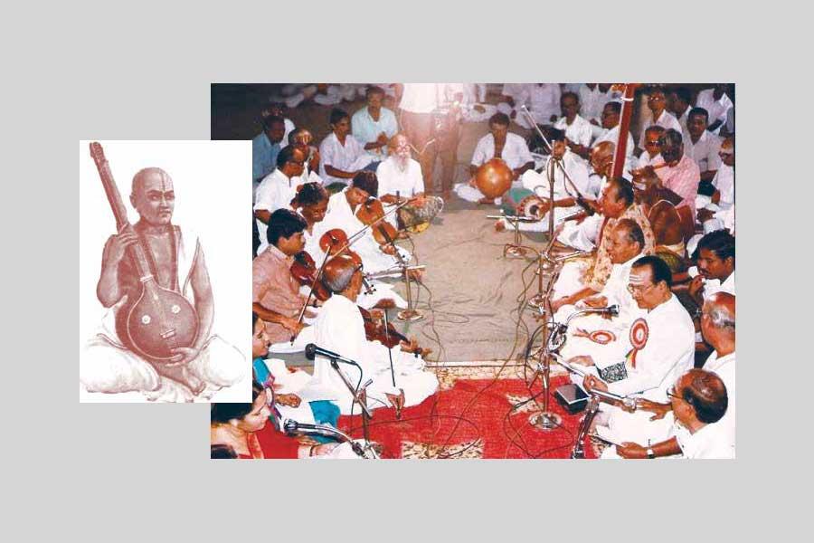 Walajapet Venkataramana Bhagavatar