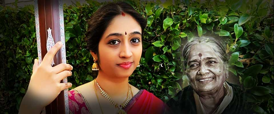 D.K.Pattammal and her style of music by Aishwarya Srinivas