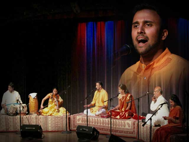 Born to Sing; Naama Japana excerpt - Aditya Prakash