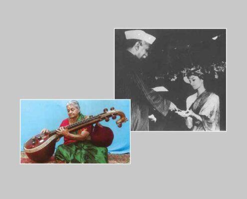 S. RUGMINI GOPALAKRISHNAN - Strings spread serenity