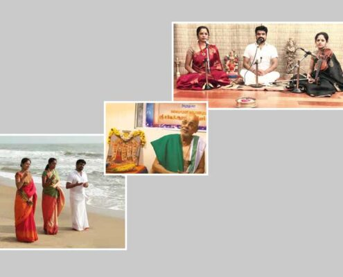 Margazhi and Andal - global outreach of Tiruppavai