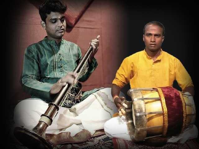 Mylai M Karthikeyan & Party - Nagaswaram