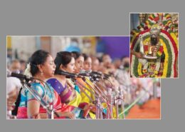 Tiruvaiyaru Tyagaraja aradhana 2021 - A lifetime experience