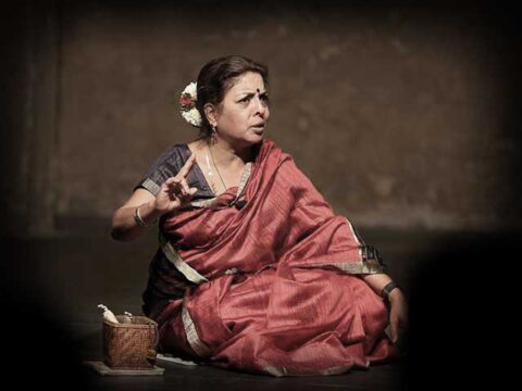 Abhinaya Deconstructed; Bharatanatyam Master Class for practitioners and advanced students