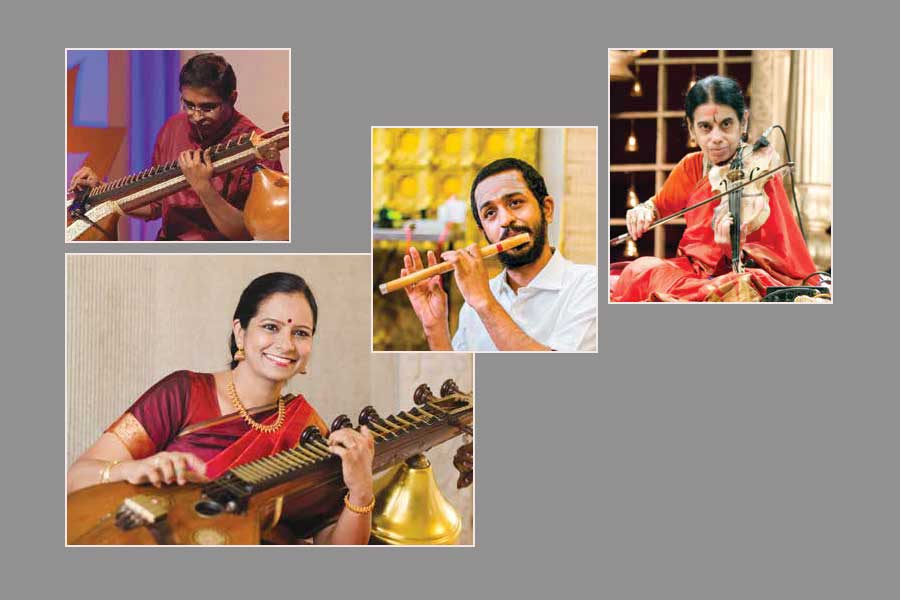 Enjoyable instrumental fare at the Academy
