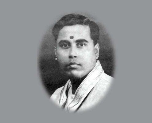 Guru puja of Palani Subramania Pillai