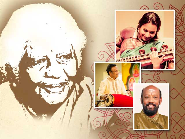 Kalpagam Swaminathan Centenary Concert